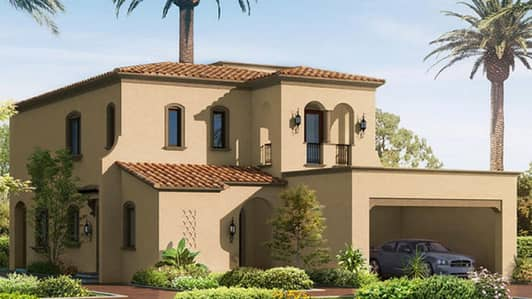 Luxury Villa In Arabian Ranches 2 in amazing payment plan 80% 5 years post handover