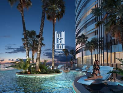 A ready to move apartment with Jumeirah views..