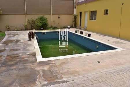 High Quality | 5BR+Maid+Driver villa In Umm Suqeim 1.!