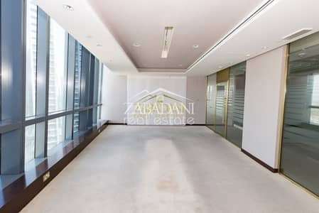 Lowest In The Market! Fully Fitted Office In Boulevard Plaza