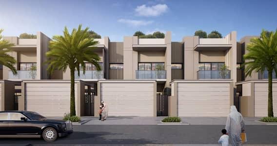 Cheapest Villa In Mohamed bin Rashid City Facing Burj khalifa just 2 M. away from Downtown