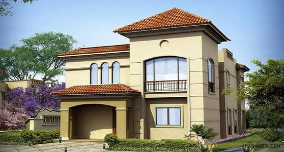 Without any fees Own villa with a cheapest price and biggest area in Dubai and Enjoy your new life