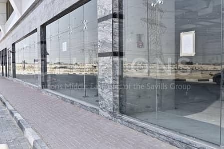 Shop for Rent in Nad Al Hamar, Dubai - Multiple Options for Retail Units - Excellent Residential Bldg