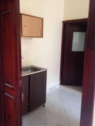 Studio for rent in Khalifa City B @20K