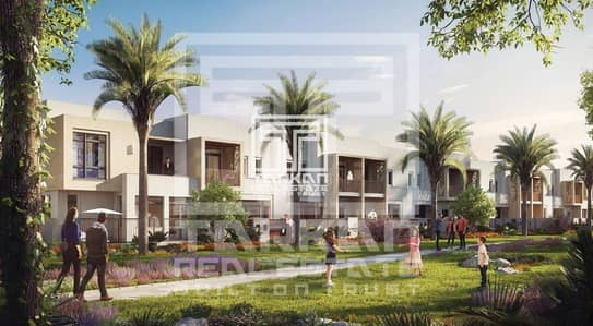 New Launch SAMA Townhouses, Town Square