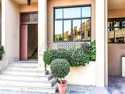 Standout 4 Bed Villa Gym, Maid Room! Al Mushrif Area