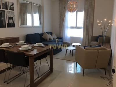 Luxury 1 BR Apt For Rent in Sea Face Tower, Reem Island