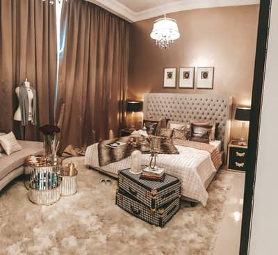Villas in Damac Hills/ Ready to move in/No DLD/No Service Charges