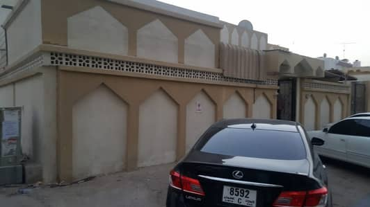 6 bedroom and 2 halls for rent with parking -