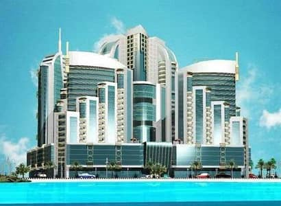 1 Bedroom Apartment for Sale in Al Bustan, Ajman - JUST PAY AED 70000 BUY 1 BHK IN ORIENT TOWER