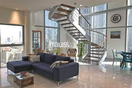 شقة 2 غرفة نوم للايجار في مركز دبي المالي العالمي، دبي - Corner Unit/Amazing Furniture/Vacant Now