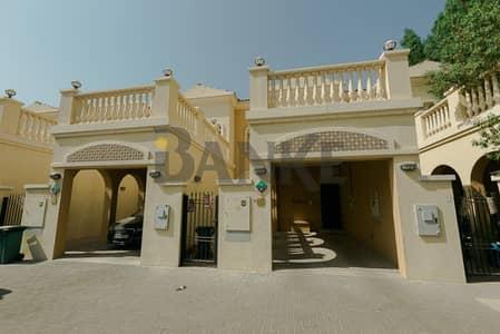 1 Bedroom Villa for Rent in Jumeirah Village Triangle (JVT), Dubai - Unfurnished: 1 bedroom townhouse 100k JVT Dubai