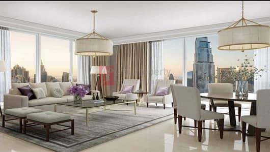 Full Burj Khalifa & Fountain View | 2 Bed Apt | Blvd Point