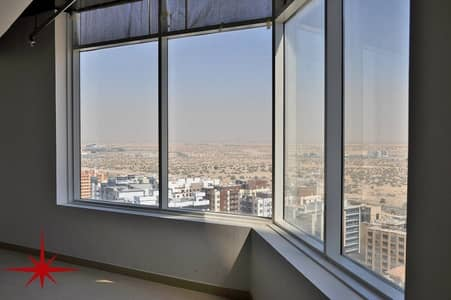 Office for Rent in Dubai Silicon Oasis, Dubai - Corner Office, Fitted Out in SIT Tower