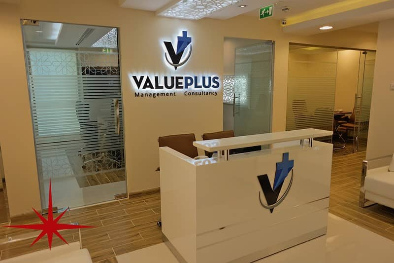Spacious Furnished And Serviced Office Spaces