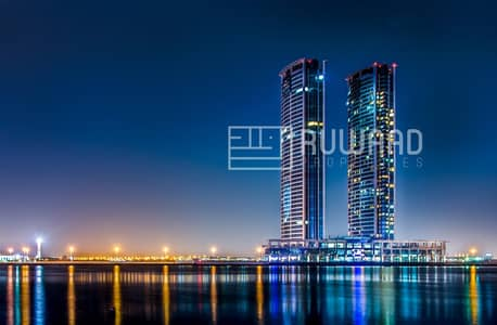 1 Bedroom Apartment for Rent in Dafan Al Nakheel, Ras Al Khaimah - 1BHK for Rent in Julphar Towers, Ras Al Khaimah
