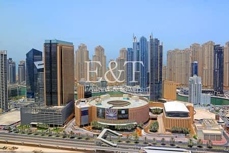 Office for Rent in Dubai Marina, Dubai - Stunning Shell and Core Office on Mid Floor