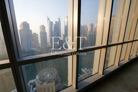 Office for Rent in Dubai Marina, Dubai - Stunning 4 Consecutive Offices - Mid Floor