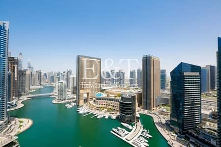 Office for Rent in Dubai Marina, Dubai - Spacious Shell and Core Office
