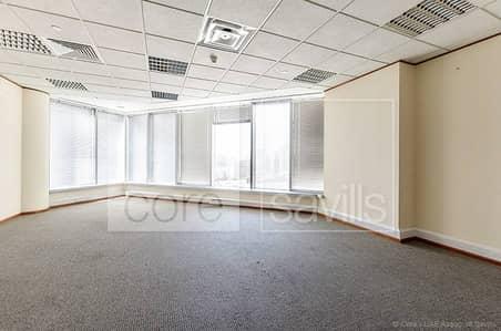 Huge full floor fitted office   Al Khalidiya