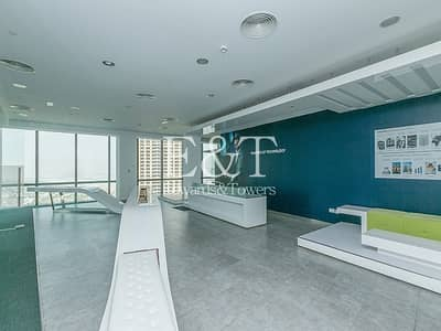 Office for Rent in Downtown Dubai, Dubai - Fully Fitted Office | BLVD Plaza T 1