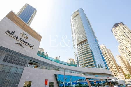 Shop for Rent in Dubai Marina, Dubai - Huge Fitted Retail Unit for a Restaurant