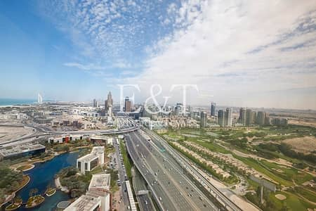 Office for Rent in Dubai Media City, Dubai - Semi-Fitted