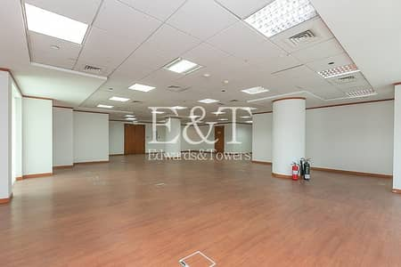 Office for Rent in Dubai Internet City, Dubai - Fitted Partitioned Office Available in Media City