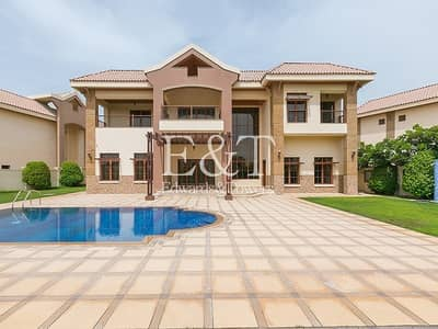 5 Bedroom Villa for Rent in Jumeirah Islands, Dubai - Full Lake view | 5 Beds |The Mansions