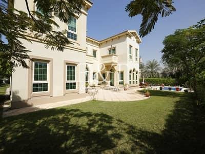 5 Bedroom Villa for Rent in Jumeirah Islands, Dubai - LEAST EXPENSIVE |European Master View