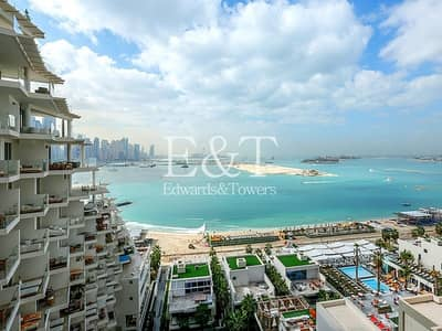 2 Bedroom Flat for Sale in Palm Jumeirah, Dubai - High Floor 2 BR|06 Unit|Full Sea view