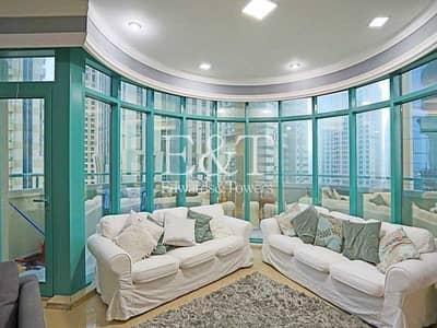 Biggest 2-bedroom plus Maid Dubai Marina