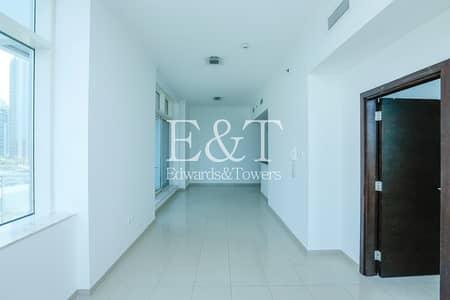 1 Bedroom Apartment for Rent in Dubai Marina, Dubai - Full Sea View / Unfurnished / Type 04