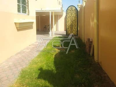 Deluxe 5 Bed Villa with Garden in Khalifa City A