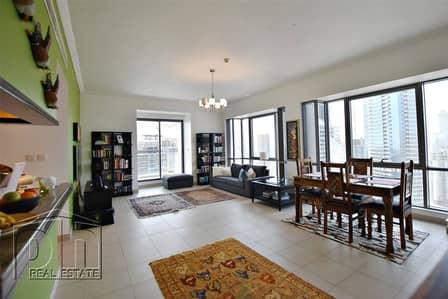 2 Bedroom Flat for Sale in Downtown Dubai, Dubai - Exclusive| 2BR |Full Burj Khalifa View