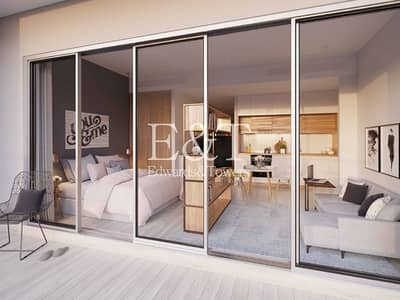 Studio for Sale in Dubai Marina, Dubai - Best Deal! Studio with Sea View-High ROI!