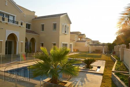 6 Bedroom Villa for Sale in Arabian Ranches, Dubai - Best Price Completed Villa with Pool-VOT