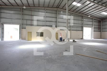 Warehouse for Rent in Emirates Modern Industrial Area, Umm Al Quwain - 2 months Free High-quality Warehouse for Rent in UAQ