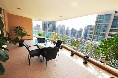 The most spacious 3beds with Full Marina View