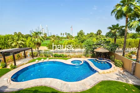 5 Bedroom Villa for Rent in The Lakes, Dubai - Exclusive | Golf Course View | Huge Plot