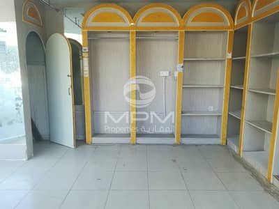 Shop for Rent in Al Rumaila, Ajman - Cheap and Small Shop available in Rumailah - Ajman