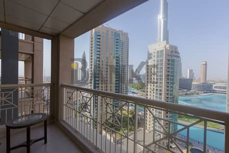 2 Bedroom Flat for Sale in Downtown Dubai, Dubai - An Executive 2 Bed luxuary Aprtment in 29 Boulevard
