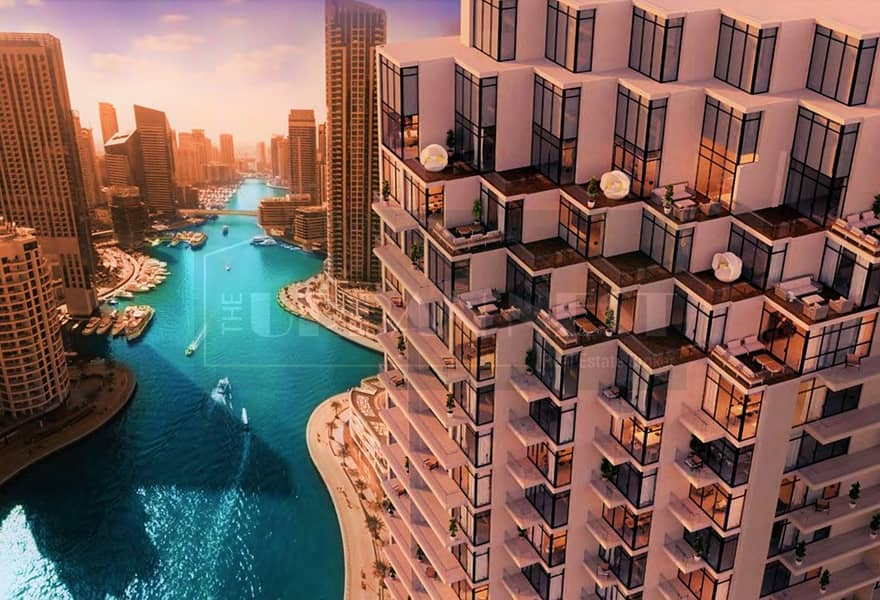 1 LIV Residence | 1 BED with Sea/JBR Views
