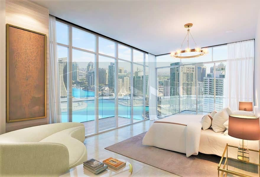 2 LIV Residence | 1 BED with Sea/JBR Views