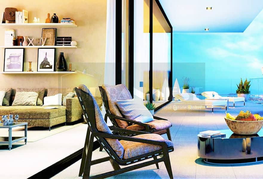 11 LIV Residence | 1 BED with Sea/JBR Views