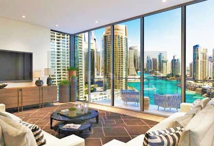 9% ROI with Sea/JBR Views LIV Residences