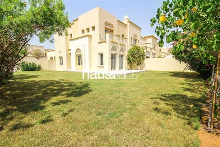4 Bedroom Villa for Sale in The Springs, Dubai - Upgraded 4 Bed with Maids on Corner Plot