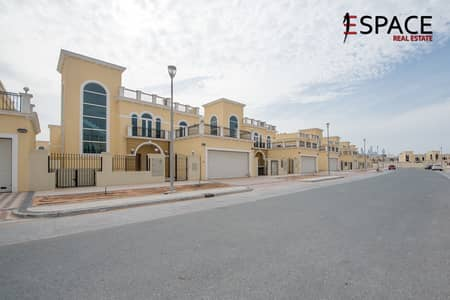 4 Bedroom Villa for Sale in Jumeirah Park, Dubai - Corner Unit Nova 4 Bed Landscaped