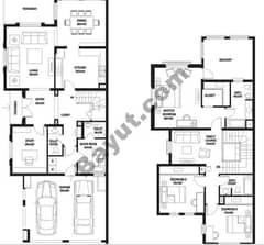 4 Bedroom-End Unit