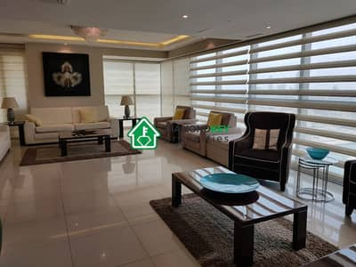 4 Bedroom Penthouse for Rent in Al Reem Island, Abu Dhabi - 4 plus Study Duplex with 2 parking spots and balconies